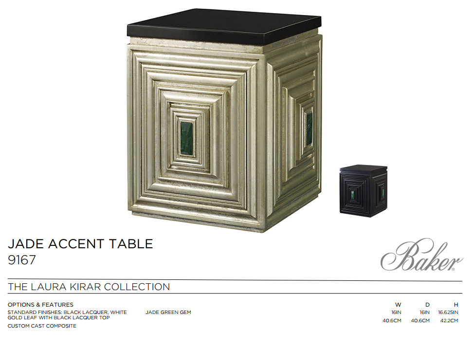 9167 JADE ACCENT TABLE