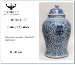 006642-170 Pot couvert 20c