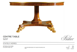 5237 CENTRE TABLE
