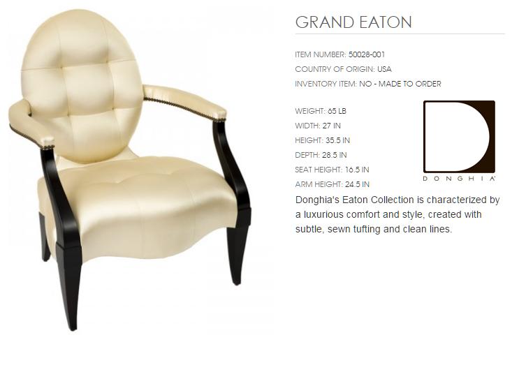50028-001 GRAND EATON