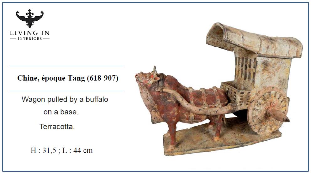 000986-1153_TANG_Chariot_tiré_par_un_buffle
