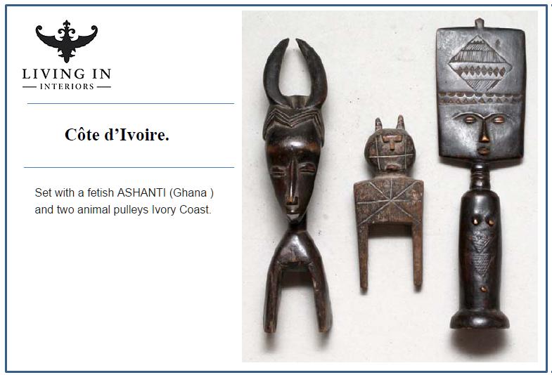ASHANTI IVOIRE AFRICA