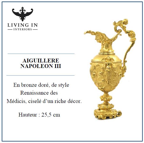 60002-0061_Aiguillère_Napoléon_III_en_bronze_doré