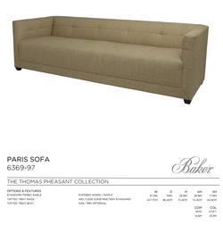 6369-97 PARIS SOFA