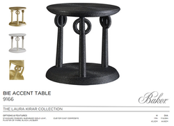 9166 BIE ACCENT TABLE