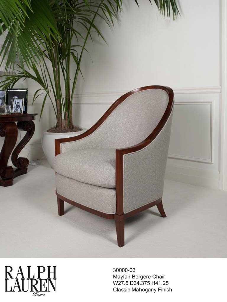 30000-03 MAYFAIR BERGERE CHAIR