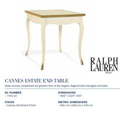 7401-42 CANNES ESTATE END TABLE