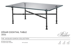 3856 CESAR COCKTAIL TABLE