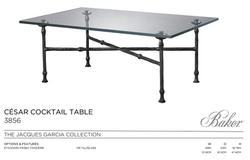 3856 CESAR COCKTAIL TABLE
