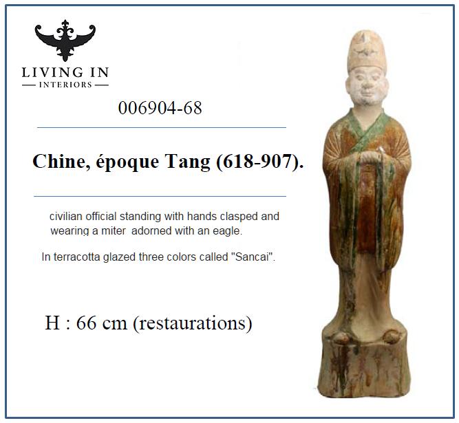 006904-68 TANG CIVILIAN STANDING