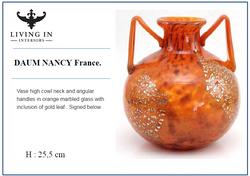 vase high neck NANCY DAUM FRANCE