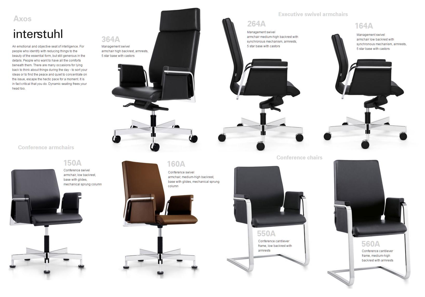 AXOS Chairs