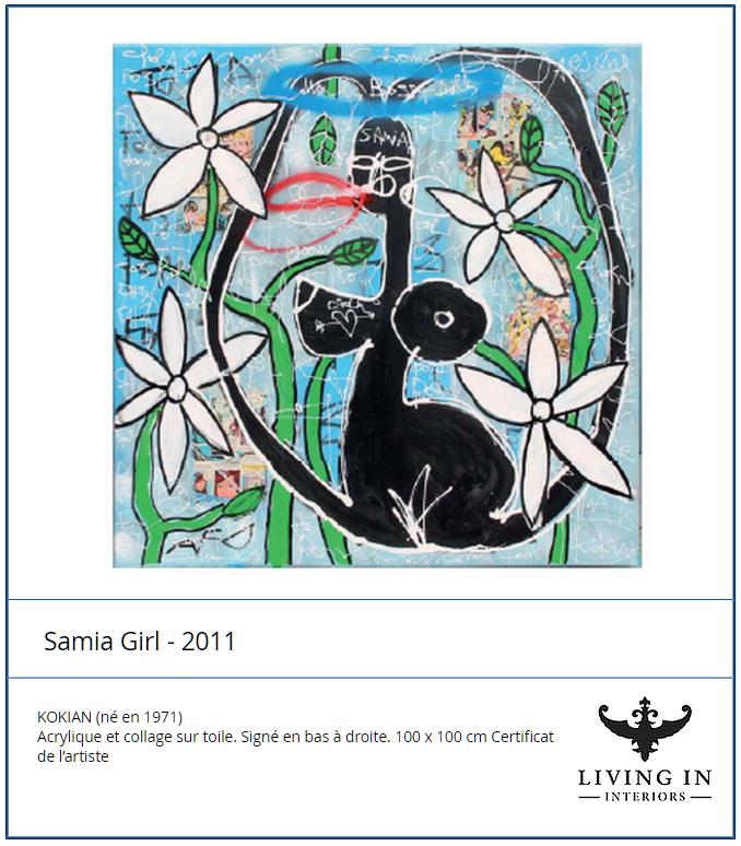 Samia Girl 2011