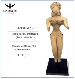 000986-1206 Indus Valley Mehrgarh