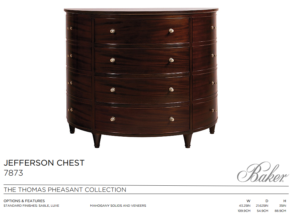 7873 JEFFERSON CHEST