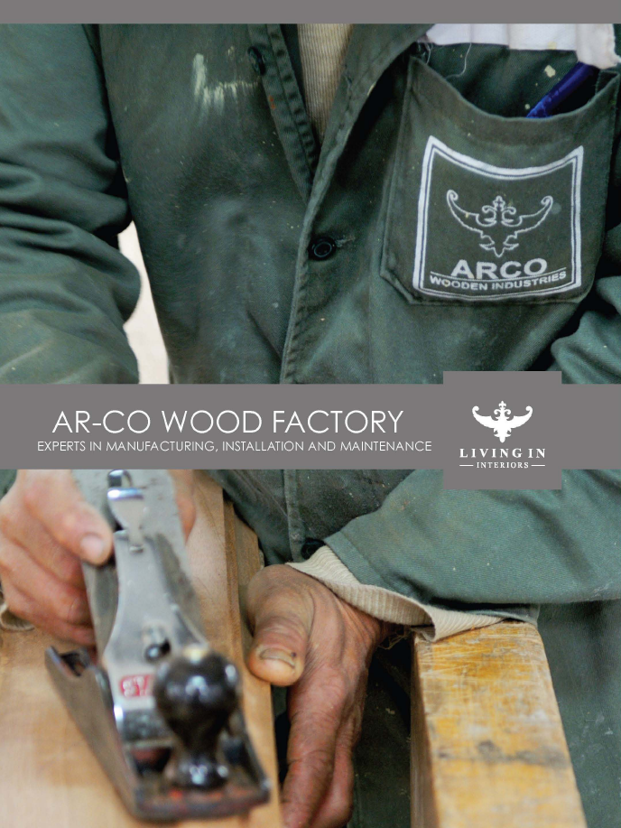 ARCO WOOD FACTORY