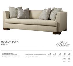 6961S HUDSON SOFA