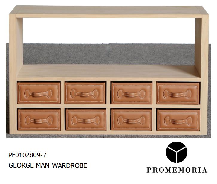 PF0102809-7 GEORGEMAN WARDROBE