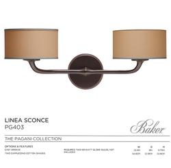 PG403 LINEA SCONCE