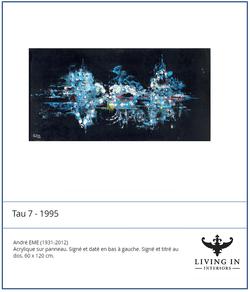 Tau 7 1995