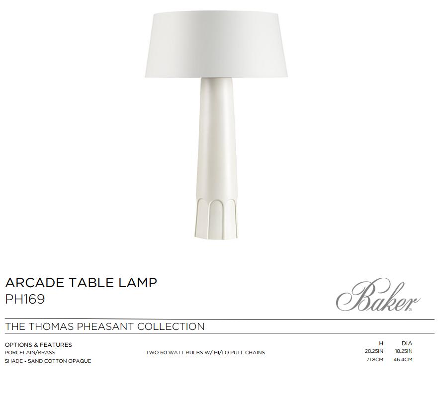PH169 ARCADE TABLE LAMP