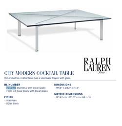 7010-40 City Modern Cocktail