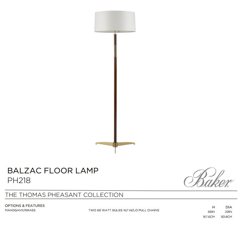 PH218 BALZAC FLOOR LAMP