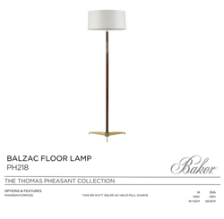 PH218 BALZAC FLOOR LAMP