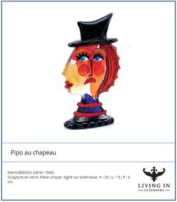 Pipo au Chapeau