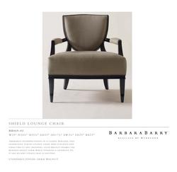 BB069-03 shield loUnge Chair