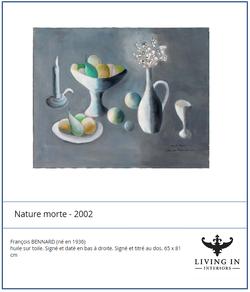 NAture Morte 2002
