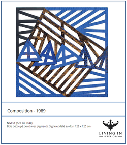 Composition 1989 - Nivese