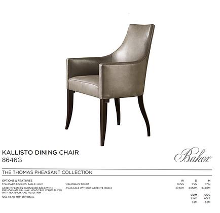 Baker, Kallisto Dining Chair