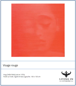 Visage Rouge