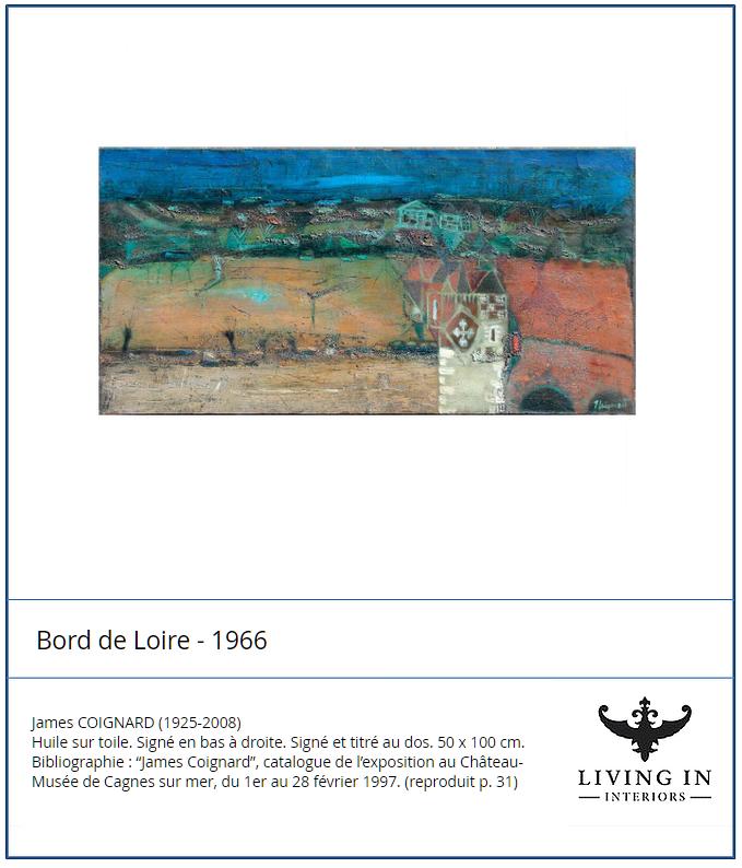 Bord de Loire 1966