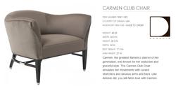 50811-001 CARMEN CLUB CHAIR