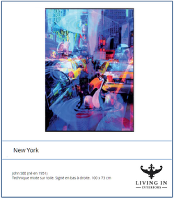 New York - John See