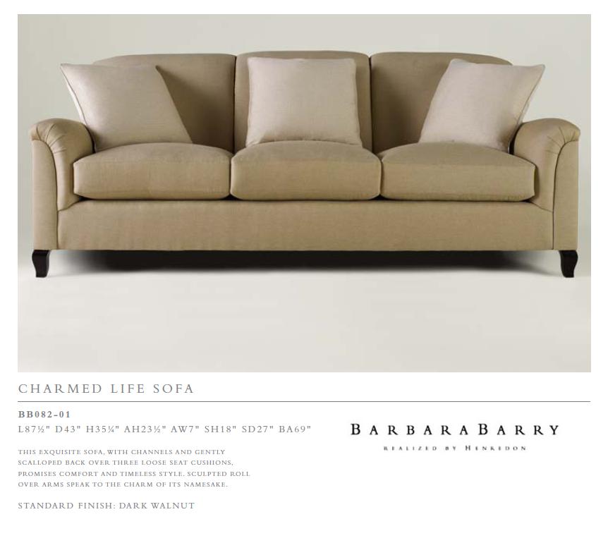 BB082-01 CharMe d l i f e sofa