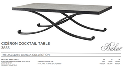 3855 CICERON COCKTAIL TABLE