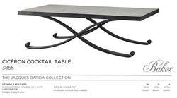 3855 CICERON COCKTAIL TABLE