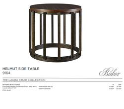 9164  HELMUT SIDE TABLE