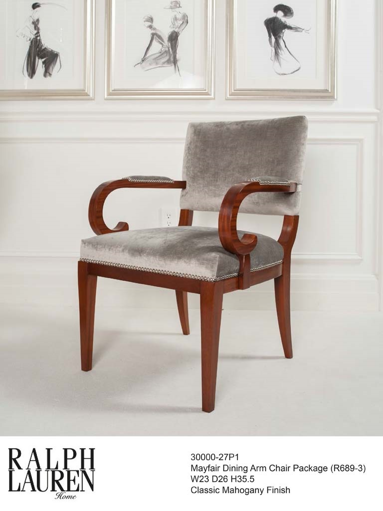 30000-27P1 MAYFAIR DINING ARM CHAIR