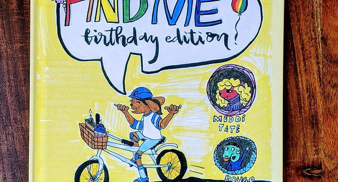 Find Me! Birthday Edition Book
