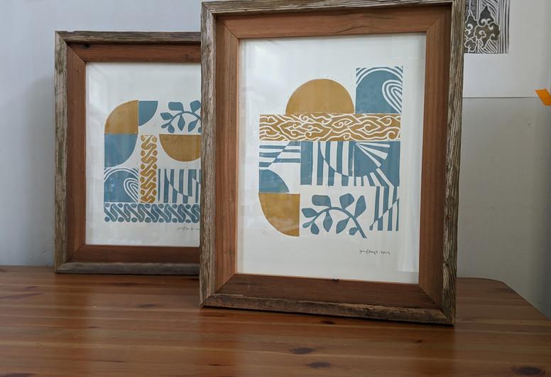 """""""Blocks of Batik Sun & Beach"""""""