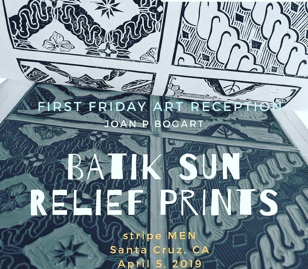 Batik Sun flyer
