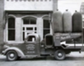 Pringle's 2nd furnace cleaning truck in
