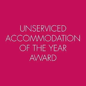 Unserviced Accommodation Award Square.pn