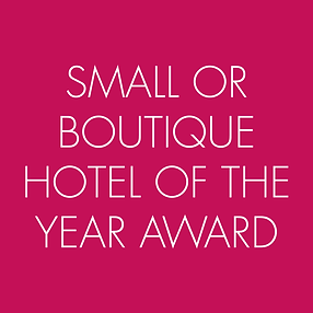 Small or Boutique Hotel of the Year Squa