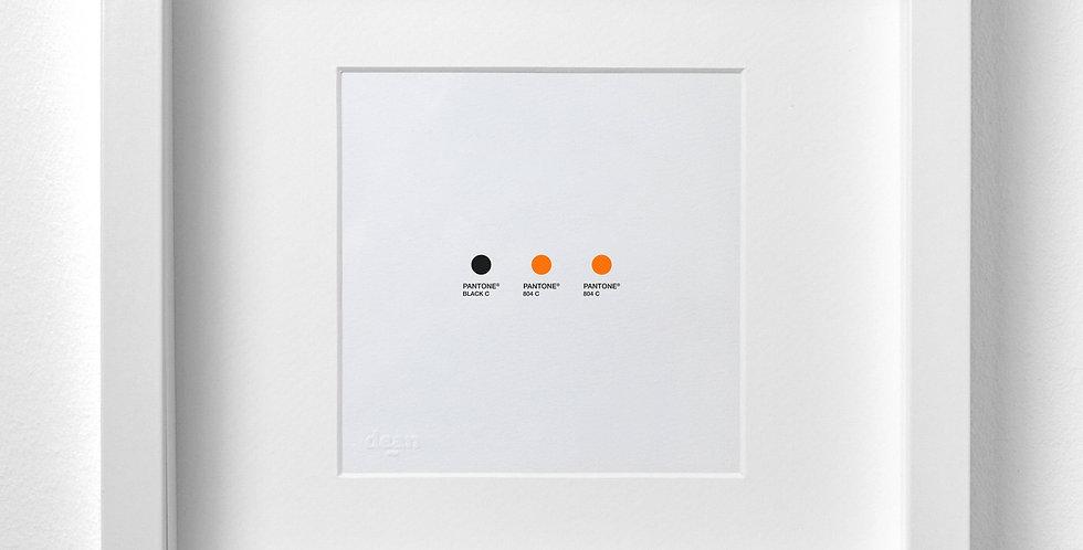 Edition Pantone Nearly Orange