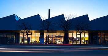 Höttges Showroom in Rhomberg's Fabrik